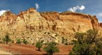 Canyon View, Capitol Reef National Park