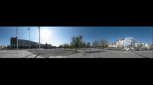 Berlin: Tegeler Hafen