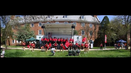 whereRU: Rutgers Pep Rally