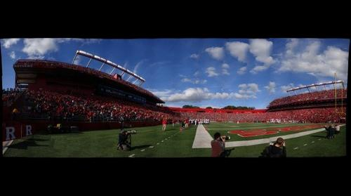 whereRU: Rutgers vs South Texas