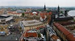 Dresden from Frauenkirche dome (1)