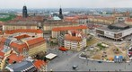 Dresden from Frauenkirche dome (2)