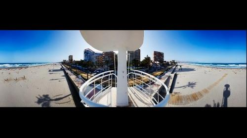 San Jose Playa - Alicante, Spain