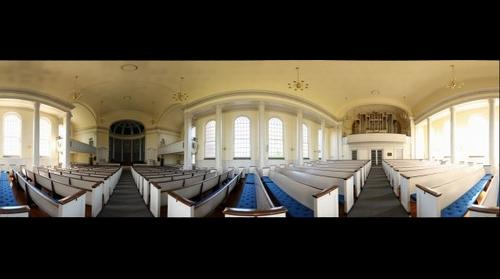 whereRU: Voorhees Chapel (360 View Inside)