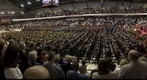 Northeastern University Masters/Doctorate Graduation