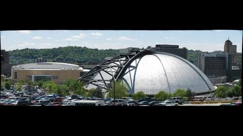 Civic Arena, May 10, 2010