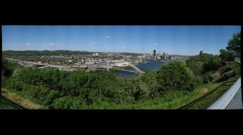 West End Overlook Pittsburgh
