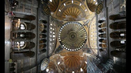 Ayasofya Kubbe (Hagia Sophia Tomb) Istanbul