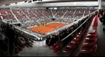 Primer partido de Nadal en el Masters de Tenis de Madrid