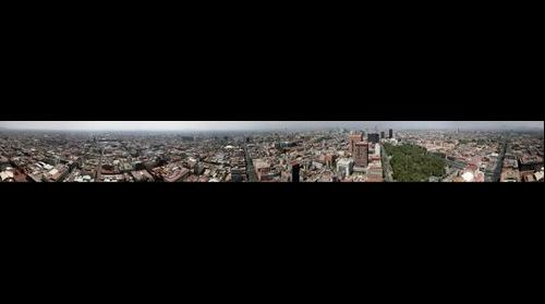 Ciudad de Mexico Mirador Torre Latino Americana Jack Co Ltd JCSO