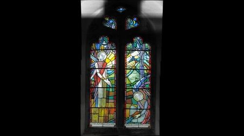 Randall Memorial Window, Haversham Church