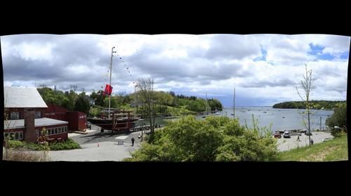 Bolero launch day at Rockport Marine