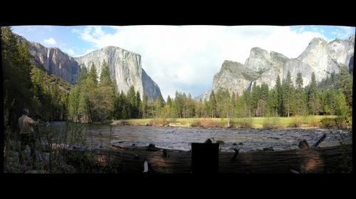Yosemite Valley View Samy's Camera Photo Safari