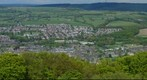 Otley taken from Otley Chevin
