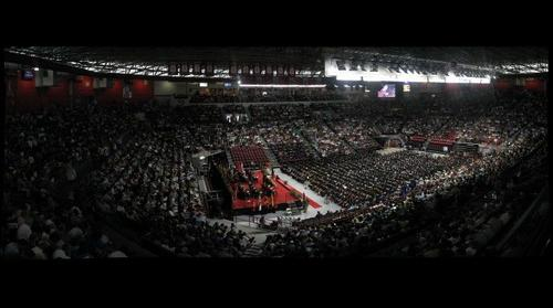 WKU Spring Commencement 2010