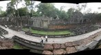 Preah Khan (Sacred Sword): View from platform