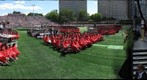 Boston University Commencement 2010