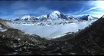 Muldrow Glacier from Oastler Pass, Denali National Park and Preserve, Alaska.  May 18, 2010