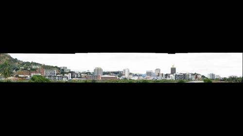 Townsville Cityscape