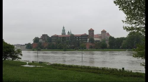 Flood in Cracow