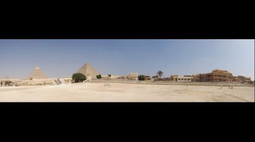 Giza Pyramides