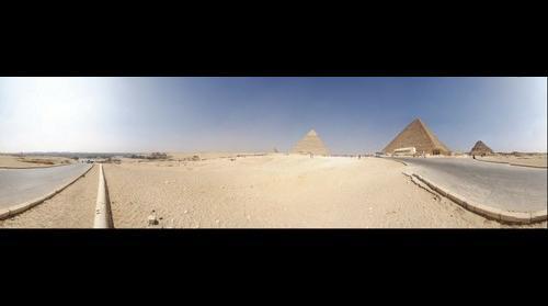 Giza 360 View