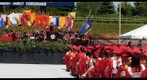 Stony Brook University - Main Commencement Ceremony at Kenneth P. LaValle Stadium, May 21, 2010 (Panorama 3)