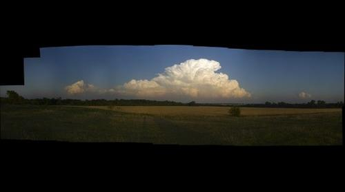 60,000 Foot Thunderstorm Storm