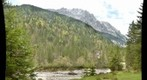Isar in the Karwendel Mountains