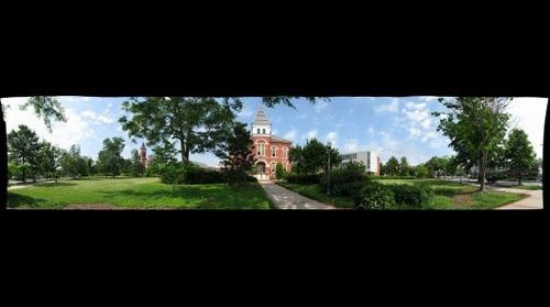 Auburn University - Samford Park