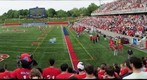 Stony Brook University vs. University of Virginia Lacrosse Game, 5/23/2010 (Panorama 2)