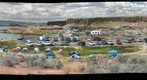 Overlooking Grand Columbia Council camporee 2010