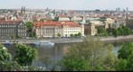 Prague from Hanavsky pavilion
