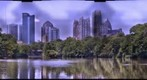 Piedmont Park Lake HDR