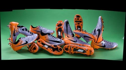 Los zapatos mundialistas de Nike