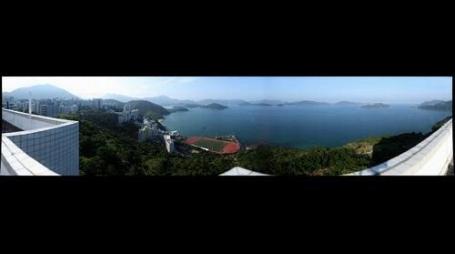 HKUST 7 gigapixels