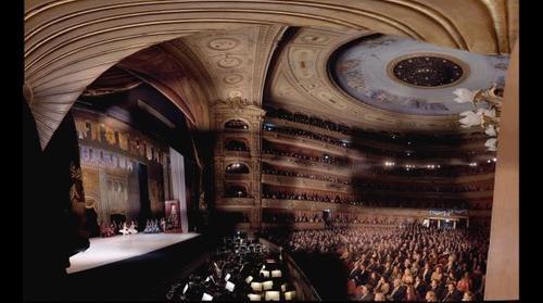 Bicentenario en el Teatro Colón