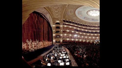 Bicentenario en el Teatro Colon