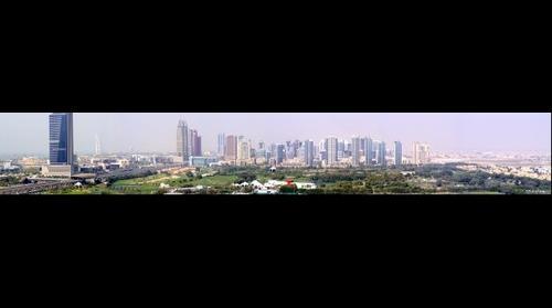 Dubaiscape Panorama