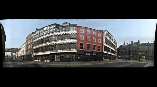 Bessie Surtees House, Sandhill, Newcastle upon Tyne