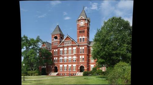 Auburn University - Samford Hall