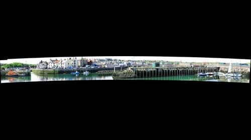 EYEMOUTH, south east of Scotland