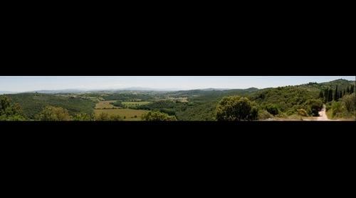 Panorama Romagnella
