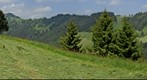 Trekking trough the Entlebuch Unesco Biosphere