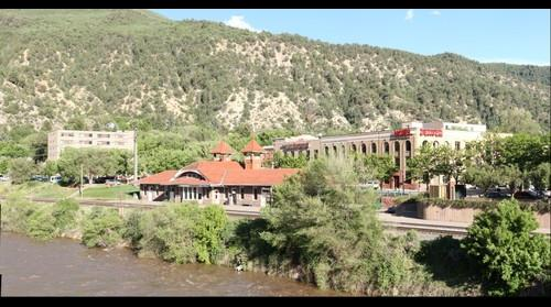 Glenwood Springs Train Station