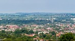 Rzeszow view from St. Roch hill