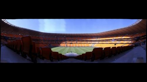 Estadio SoccerCity en Johannesburgo