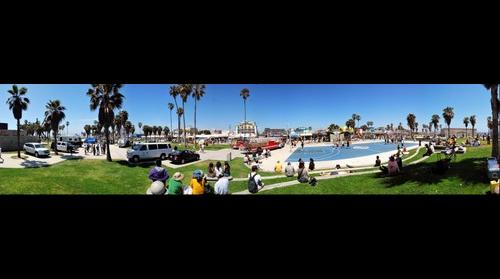 Day at Venice Beach