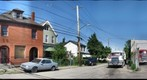 Tioga Street and North Braddock Avenue intersection 360 from address point 7529 Tioga