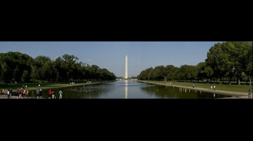 Washington Monument and Refecting Pool